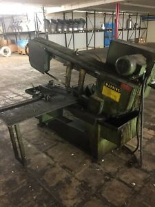 Doall C 916 Horizontal Band Saw