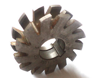 Arc Shaped Profile Cutter 2 15 32in R 5 Concave By Wmw C5457