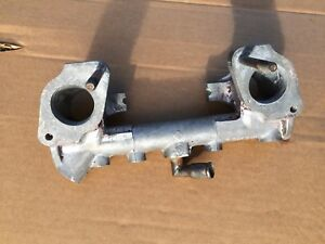 Mgb Inlet Manifold For Su Hs4 Carburetors 2 1962 1968