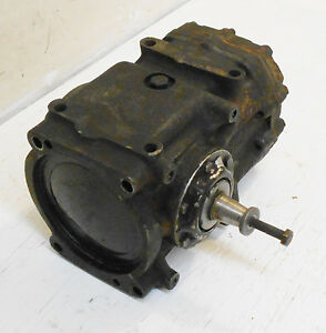 1969 Ford Mustang Mach 1 Shelby Torino Cougar Xr7 Eliminator Orig A c Compressor