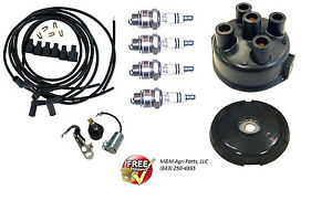 Distributor Ignition Tune Up Kit Allis Chalmers G C B D10 D12 D14 D17 Wd Tractor
