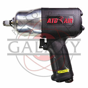Atd2106 1 2 Dr Super Duty Composite Air Impact Wrench