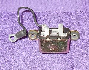 1965 1966 Thunderbird Hardtop Landau Convertible Orig Sequential Stop Lamp Relay