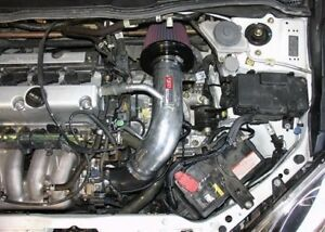 Injen Sp1476p Polished Short Ram Air Intake 02 06 Acura Rsx Type s