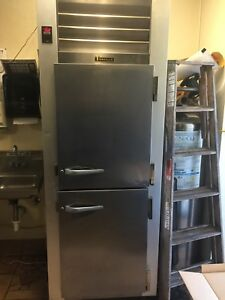 Traulsen 2 Door Commercial Freezer