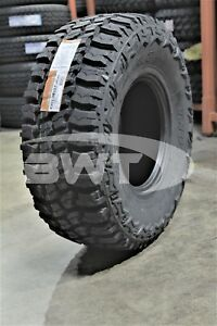 4 New 33x12 50 15 Thunderer Trac Grip M T Mud 33x12 5 15 R15 Tires