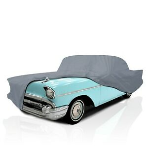 csc 4 Layer Full Car Cover For Ford Crestline Skyliner 1952 1953 1954