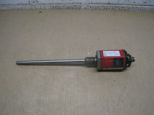 Mts Temposonics Rh Rht0065urg01v010010 Rod Style Linear Position Sensor Used
