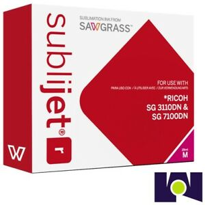 Sawgrass Ink Sublijet Sublimation Ink Cartridge 3110 Magenta