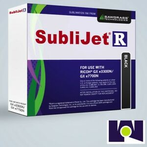 Sawgrass Sublijet Ink Sublimation Ink Cartridge 3300 Black