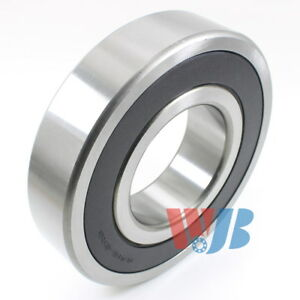 Radial Ball Bearing 6315 2rs Medium Series With 2 Rubber Seals