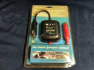 Vector Jump Start System Tvec015 No More Jumper Cables New In Package