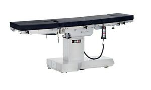 New D iii Electric Surgical Operating Table X ray C arm Capable Ac dc Powered