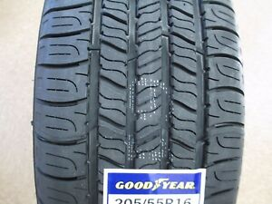 4 New 205 55r16 Inch Goodyear Assurance All Season Tires 55 16 2055516 R16 600ab
