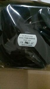 New Original Delta Thb1548ag Dc 17251 48v 3 60a Car Booster Cooling Fan 4 Wire