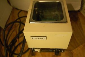 Precision 181 Water Bath Waterbath Variable Temperature Laboratory Small