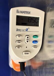 Thermo Scientific Impact2 Digital Pipette 850 Ul Calibrated 12 Channel W Charger