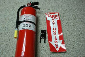 Commercial residential Kidde Pro 460 4a 60b c Fire Extinguisher Dry Powder Type