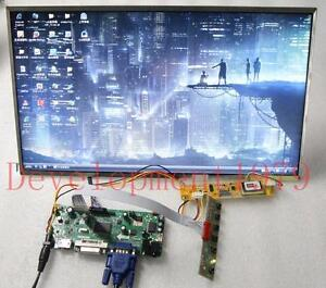 16 0 Hd Lcd Tft Screen Ltn160at01 Hdmi dvi vga audio M nt68676 2 New