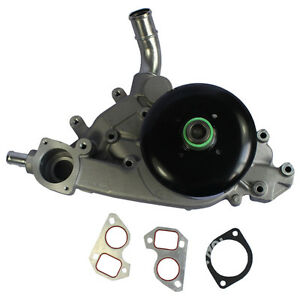 New Water Pump With Gasket For Chevrolet Gmc Tahoe Yukon 4 8 5 3 6 0 L Vortec