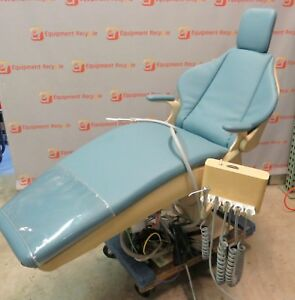 Dome Dental Patient Exam Chair Orthodontics Electric Dentist 013945