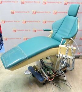Dome Innovation 013944 Dental Chair Patient Orthodontic Procedure Electric Teal
