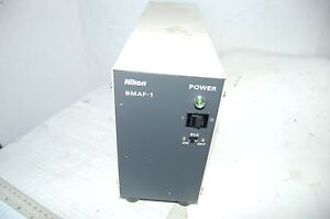 Nikon Bmaf 1 Power Supply For Z Motor Microscope