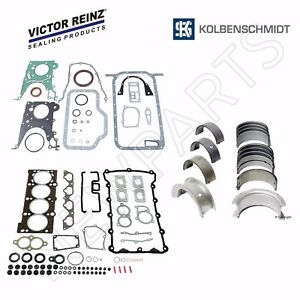 For Bmw 3 Series E36 Engine Cylinder Head Gasket Set W Main Bearing Set Oem