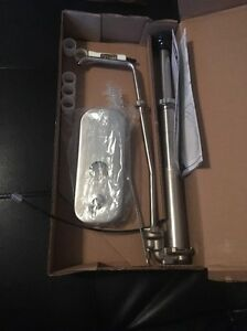 Server 85300 Condiment Syrup Pump Only W 1 25 oz stroke Capacity Stainless