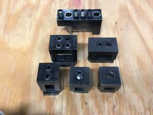 Hardinge Chucker Lathe Toolholder Lot Of 6 Ahc 33 Ahc 34 C5 C9 C10