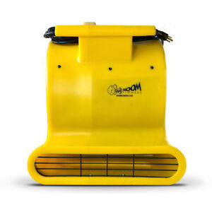 Zoom Air Mover Floor Dryer 1 0 Hp Centrifugal Carpet Blower Commercial 2000 Cfm