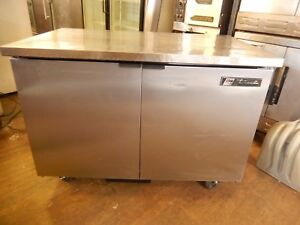 Undercounter Refrigerator by True Tuc 48 in Excellent Condition
