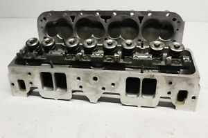 Brodix 18c Series 18 Degree Small Block Chevy Aluminum Cylinder Heads 2 18 1 62