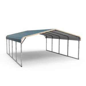 Steel Carports We Cover Entire Us Free Install Start 695 1 Car 845 2 Car