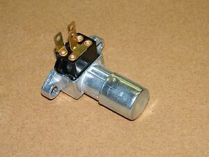 1963 1976 Corvette Headlight Dimmer Switch Floor Mounted 3845dim