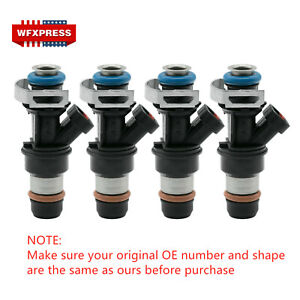 4x New Oem Fuel Injector For Delphi 2000 2003 Chevy S10 Gmc Sonoma 2 2l 25325012