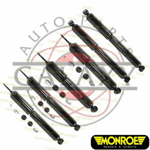Monroe New Pair Front Rear Shocks For Ford Bronco F 150 1980 96