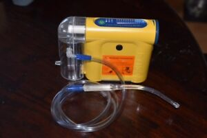 Laederal Portable Suction Unit With Free Disposable Accessories