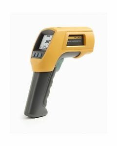 Fluke 568 Duel Infrared Thermometer 40 To 1472 Degree F Range Contact non C