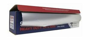 Durable Foil Heavy Duty Aluminum Foil Roll 24 X 1000