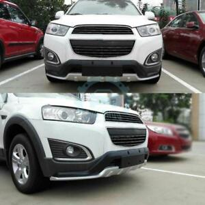High Quality Car Front Bumper Protector Refit For Chevrolet Captiva 2015 2017