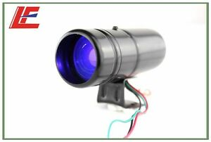30mm Blue Led Pro Shift Light 0 11000 Rpm Selectable Warning Point Auto Meter
