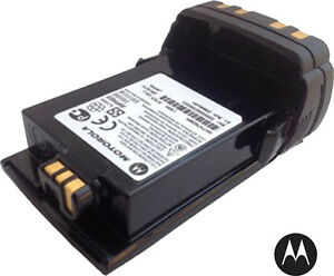 Motorola Pmnn4486a Impres 2 Li ion Battery 3400mah For Apx Portable Radios