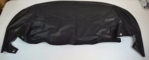 Oem Mazda Miata Convertible Rear Boot Cover Black Vinyl