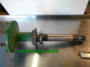 John Deere 1070 Part M804687 Rear Axle Shaft