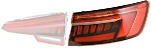 Hella Outer Wing Led Tail Light Rear Lamp Left Fits Audi A4 8w2 8w 8w5945091c