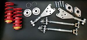 Datsun Z 240z 260z 280z Billet Front Control Arms Coil Overs Bump Spacers Kit