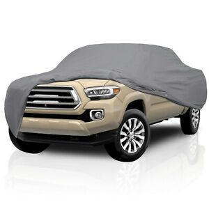 csc Waterproof All Weather Truck Full Cover For Toyota Tacoma 2016 2018