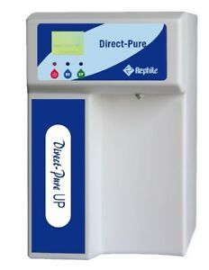 Direct pure Up Lab Water Purification System from Tap Water To Type I Water