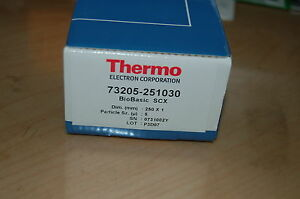 New Hplc Column Thermo Biobasic Scx 250x1 Mm 5um 73205 251030 10043 776 Ratio